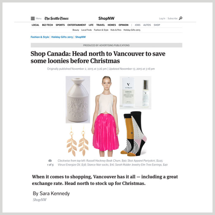 Seattle Times 2015