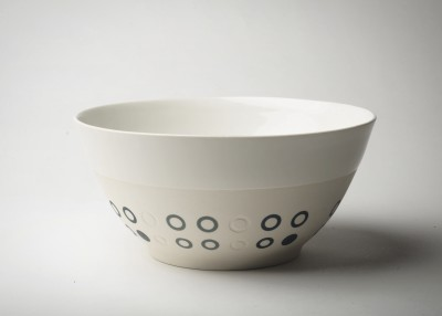 "Graphic 10"" Bowl"